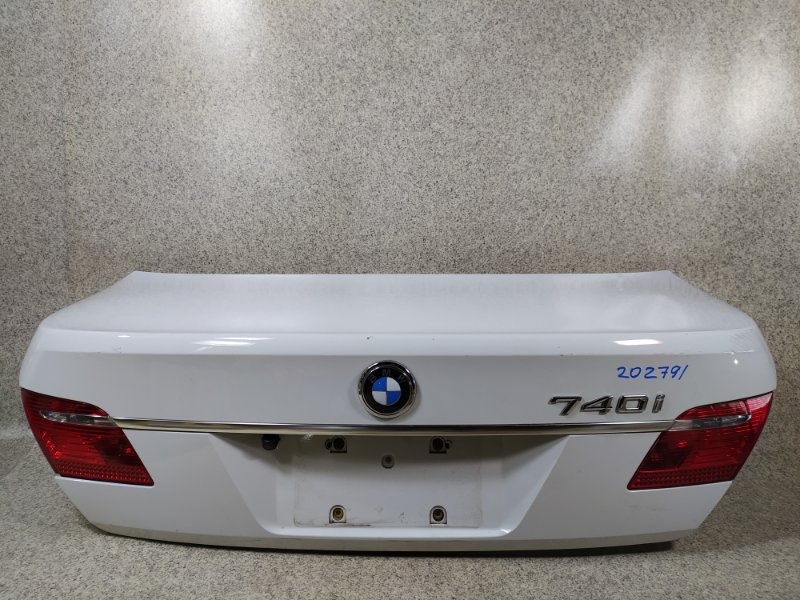 Крышка багажника Bmw 7-Series E65