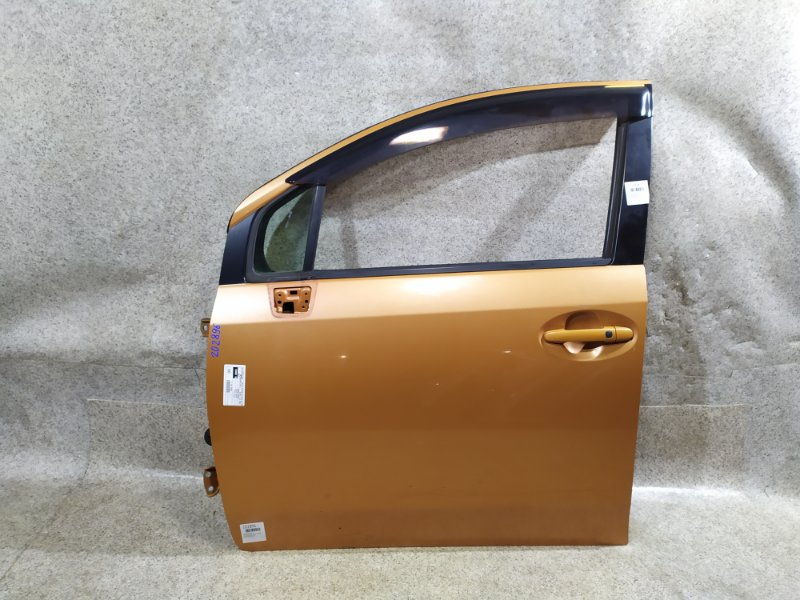 Дверь Toyota Passo Sette M502E 2009 передняя левая