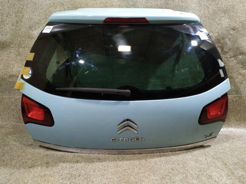 Дверь задняя Citroen C3 A51 2011