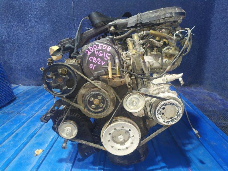 Двигатель Mitsubishi Libero CB2V 4G15 2001