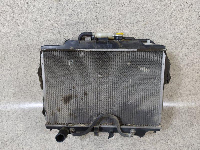 Радиатор основной Nissan Caravan QGE25 KA24DE 2002