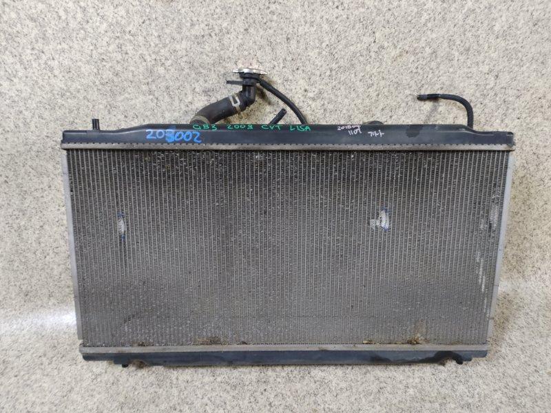 Радиатор основной Honda Freed GB3 L15A 2009