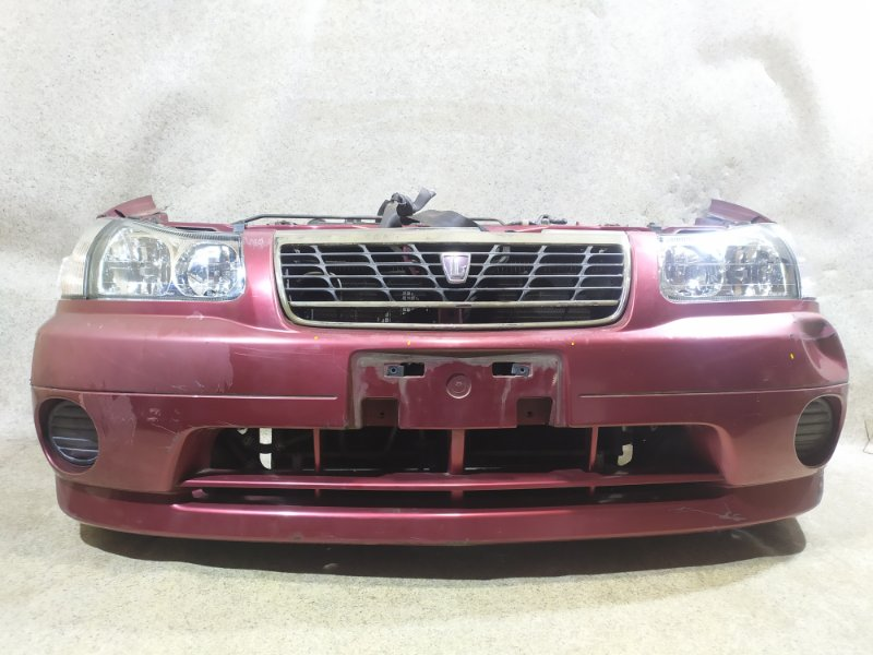 Nose cut Nissan Liberty PM12 SR20DE