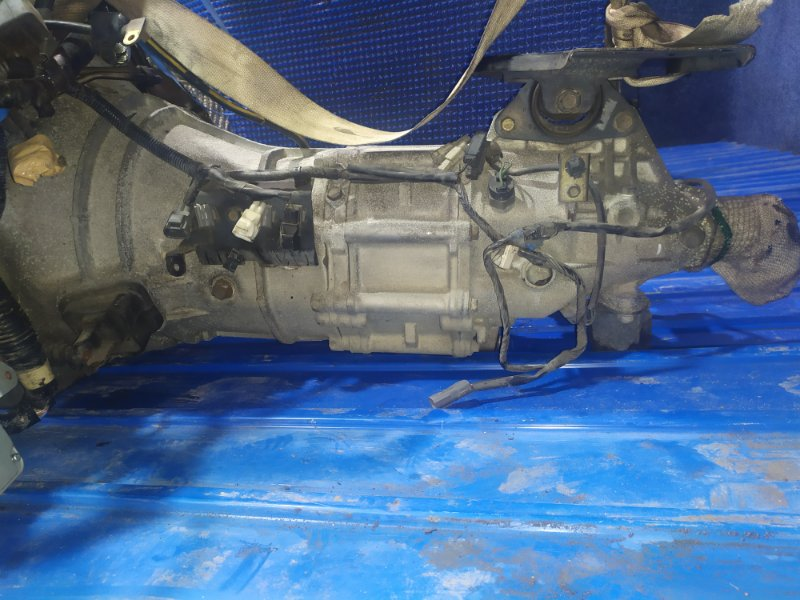 Мкпп Mazda Bongo SKF2V RF-TE 2006