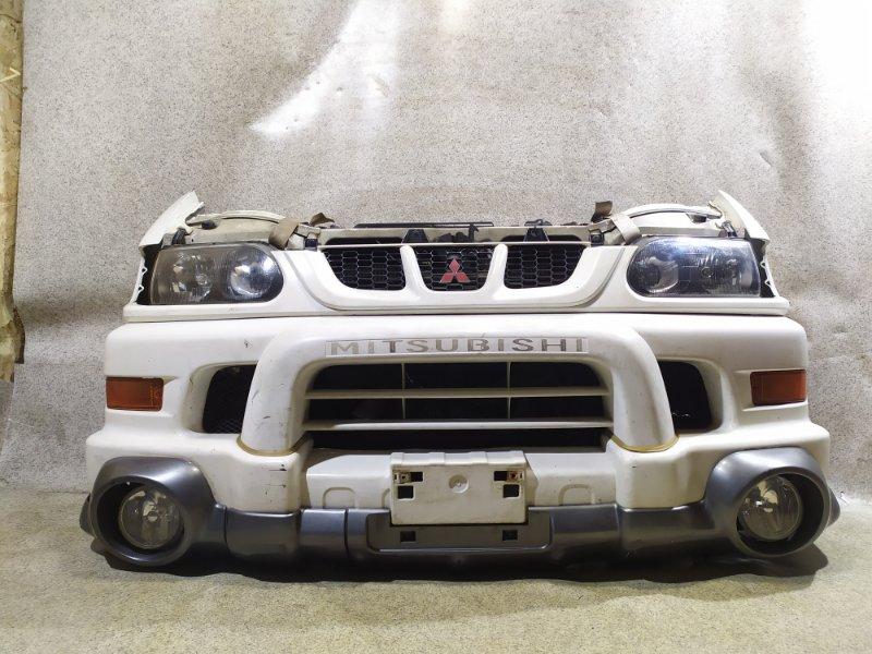 Nose cut Mitsubishi Delica PE6W 4M40 2000