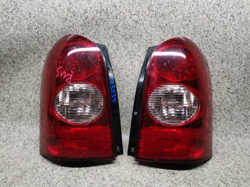 Стоп-сигнал Mazda Mpv LW3W задний