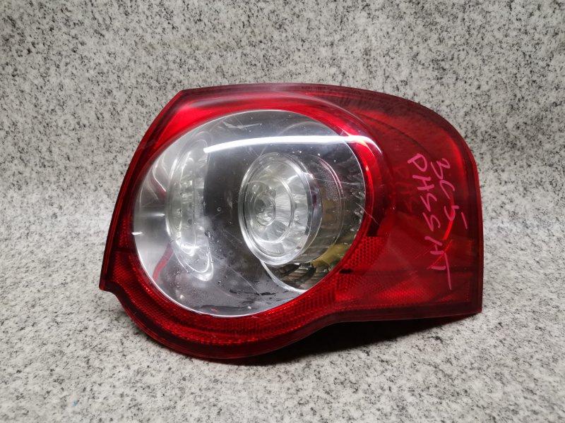 Стоп-сигнал Volkswagen Passat 3C5 задний правый