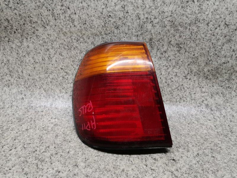 Стоп-сигнал Nissan Primera HP11 задний левый