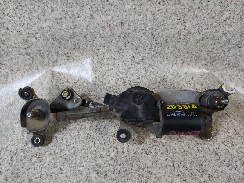 Мотор дворников Toyota Wish ZNE10