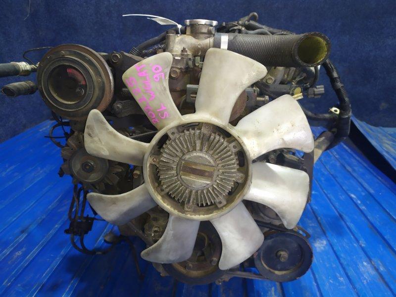 Двигатель Mazda Titan WGLAT SL 1990