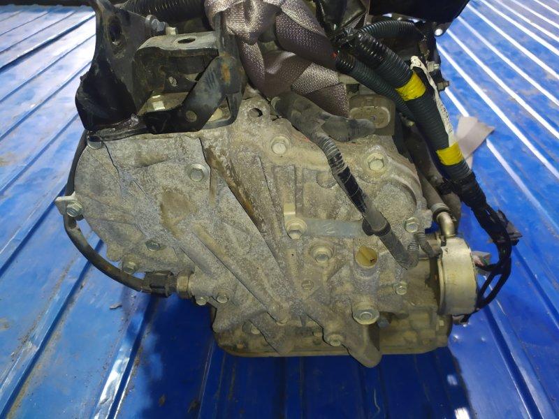 Акпп Toyota Iq KGJ10 1KR-FE 2009