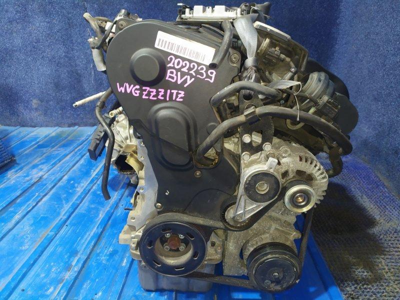 Двигатель Volkswagen Touran 1T1 BVY