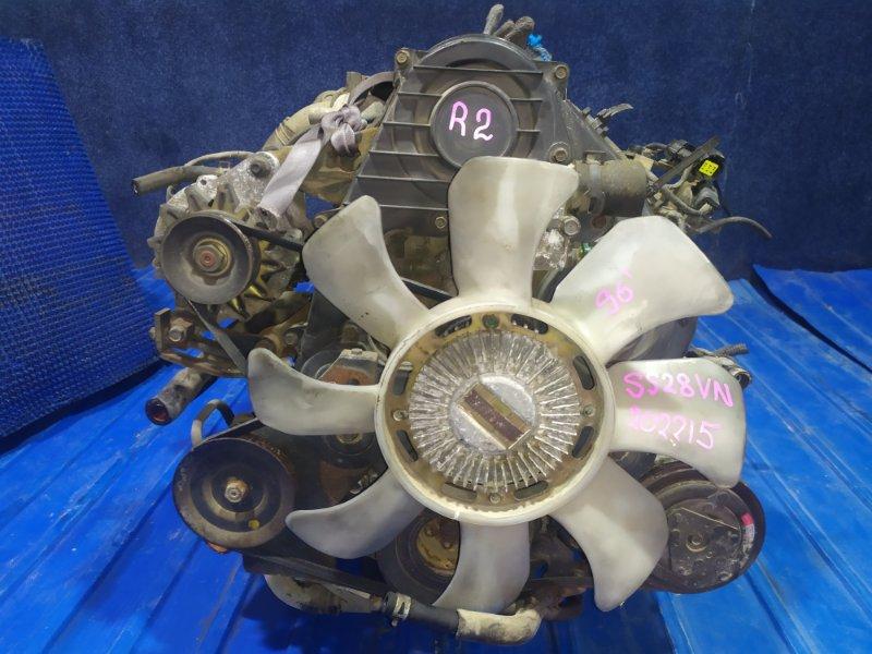 Двигатель Nissan Vanette SS28VN R2 1996