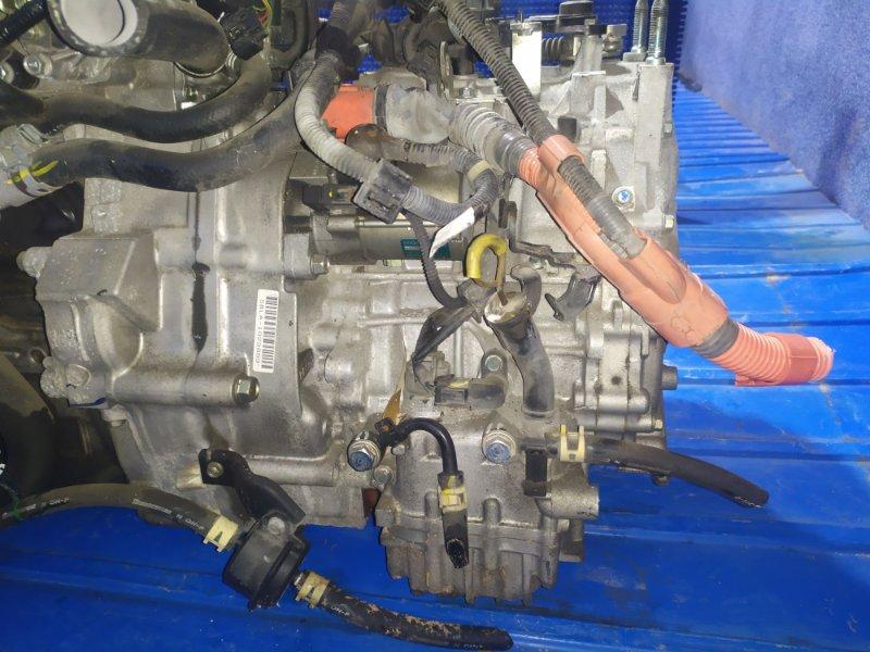 Акпп Honda Insight ZE2 LDA 2009