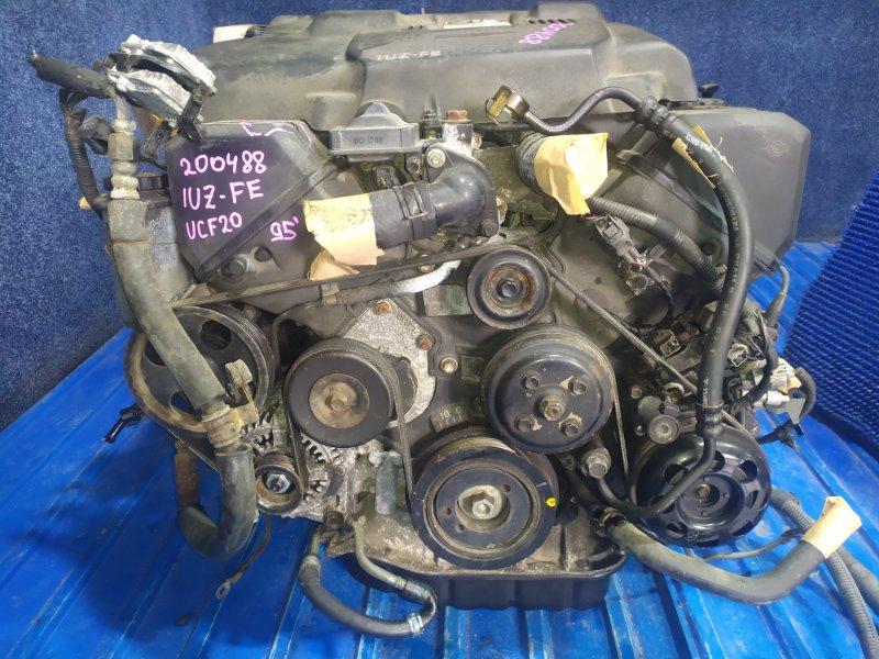 Двигатель Toyota Celsior UCF20 1UZ-FE 1995