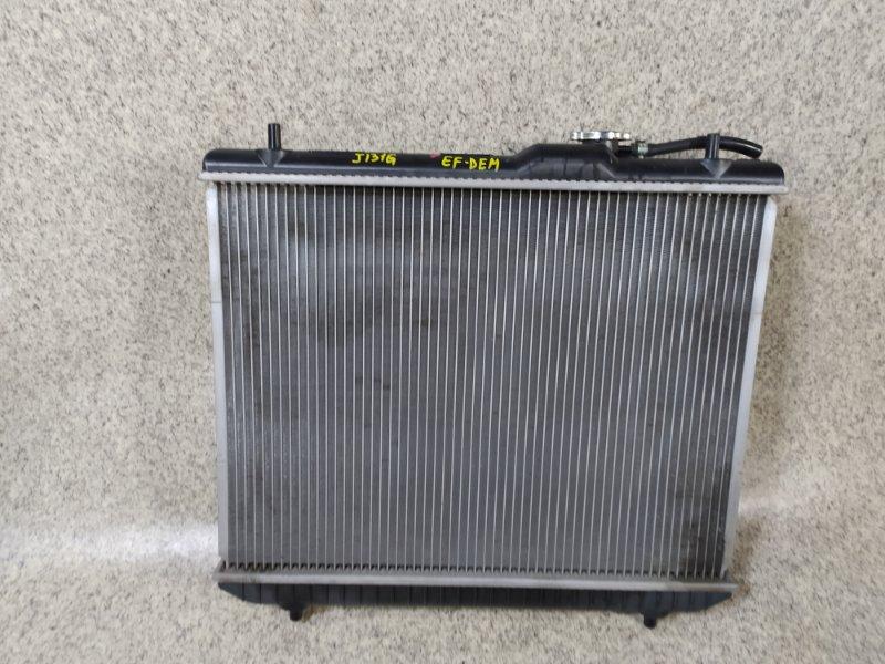 Радиатор основной Daihatsu Terios Kid J131G EF-DEM