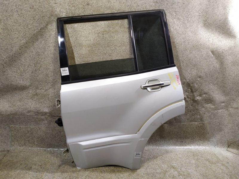 Дверь Mitsubishi Pajero V75W задняя левая