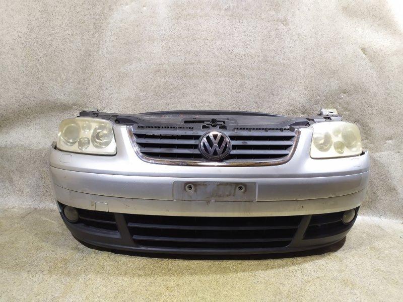 Nose cut Volkswagen Touran 1T1
