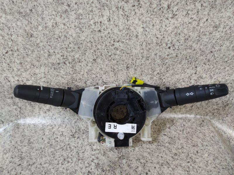 Блок подрулевых переключателей Nissan Fuga Y50 передний