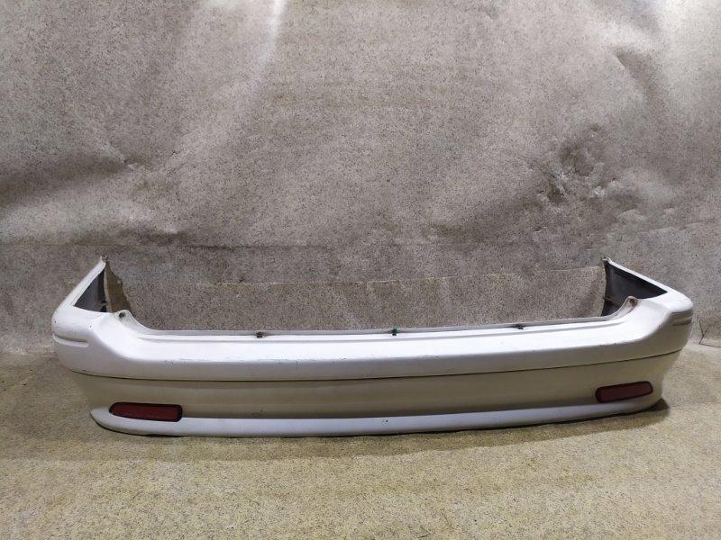 Бампер Toyota Sprinter Carib AE111 задний
