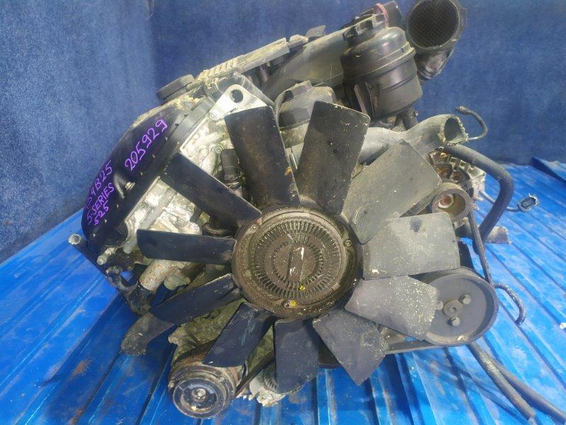 Двигатель Bmw 5-Series E39 M54B25 2001