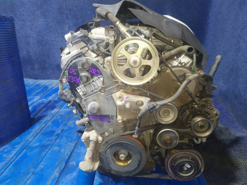 Двигатель Honda Elysion RR3 J30A 2005