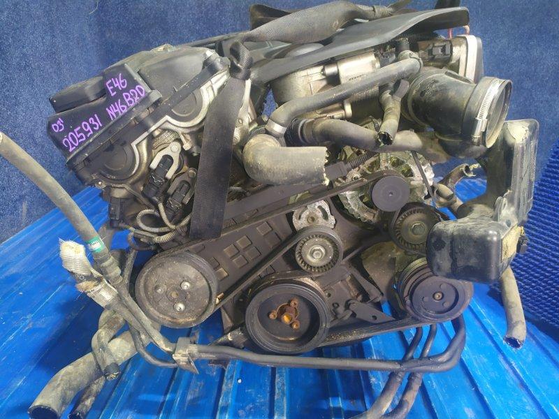 Двигатель Bmw 3-Series E46 N42B20AB 2003