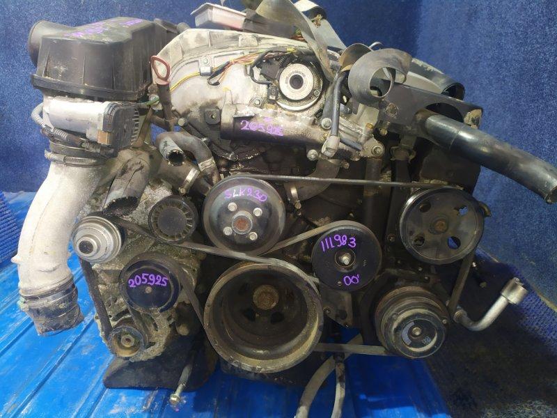 Двигатель Mercedes-Benz Slk-Class 170.449 (SLK230) M111 E23 EVO ML 2000
