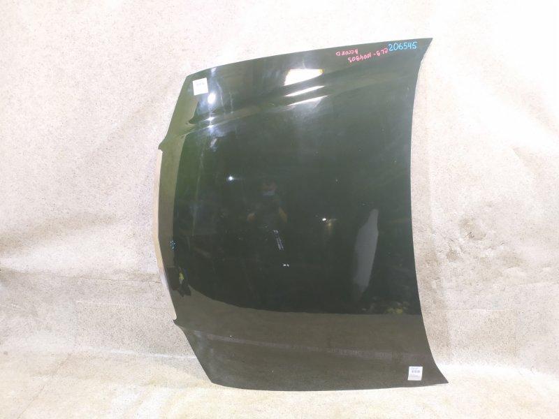 Капот Honda Accord CM1 передний