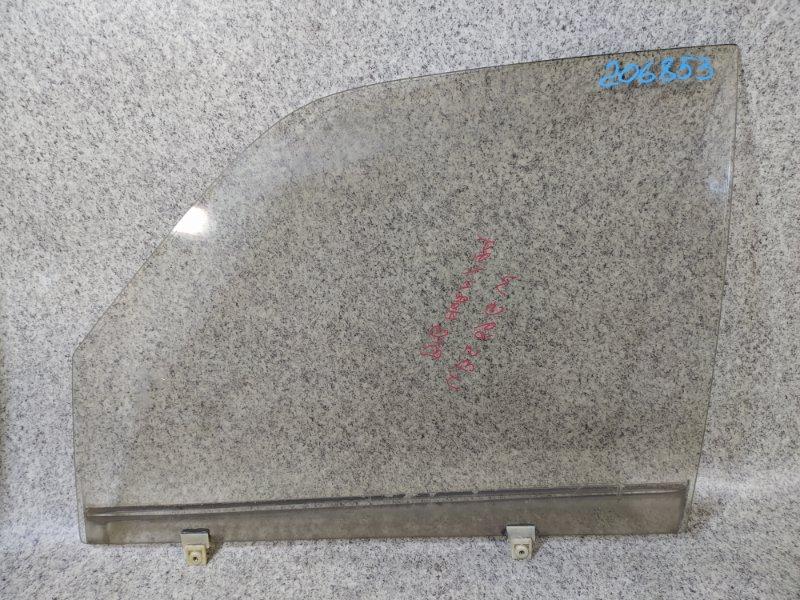 Стекло двери Isuzu Bighorn UBS69GW 4JG2T 1994 переднее левое