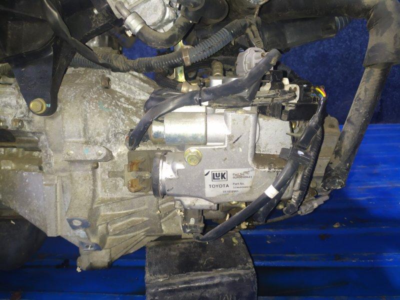 Мкпп Toyota Mr-S ZZW30 1ZZ-FE 2001