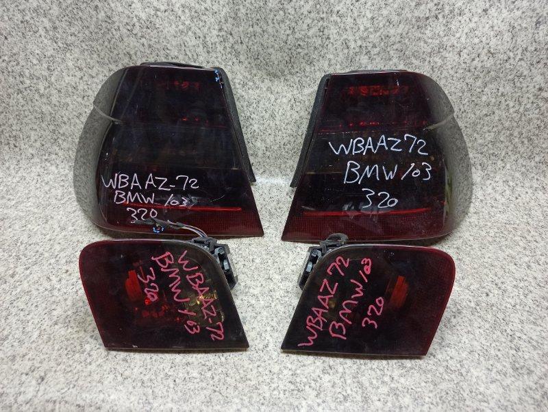 Стоп-сигнал Bmw 3-Series E46 N42B20AB 2003 задний