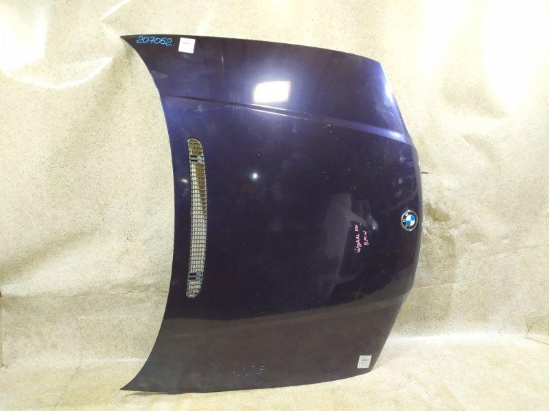 Капот Bmw 3-Series E46 M43B19 2000
