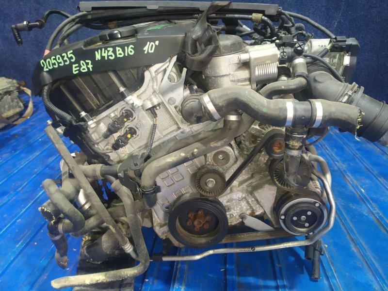 Двигатель Bmw 1-Series E87 N43B16 2003