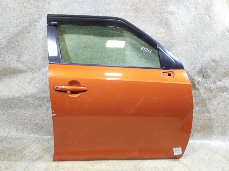 Дверь Suzuki Ignis FF21S передняя правая