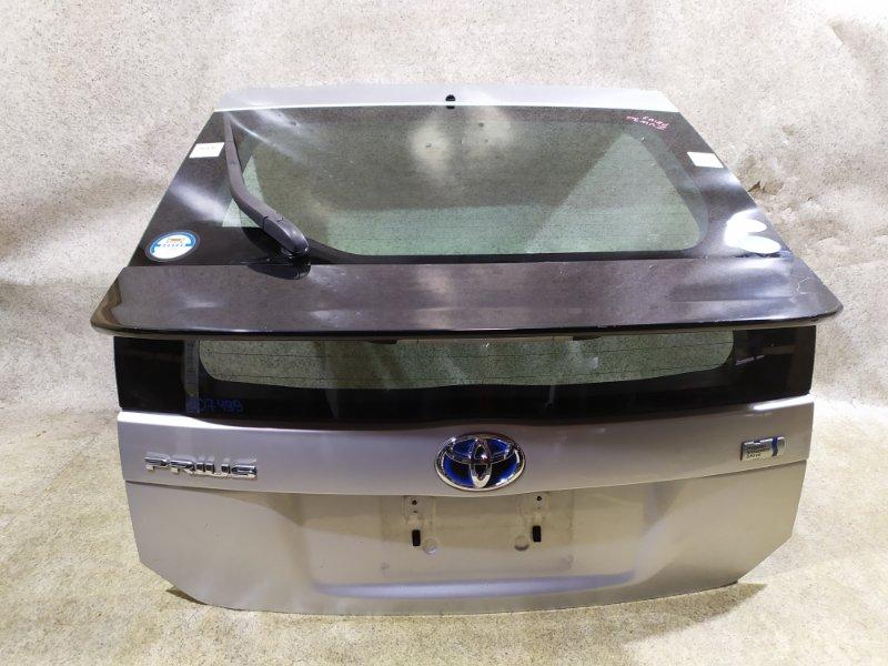 Дверь задняя Toyota Prius ZVW30