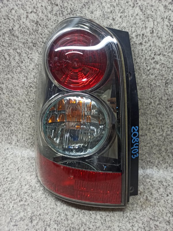 Стоп-сигнал Mazda Mpv LW3W задний левый