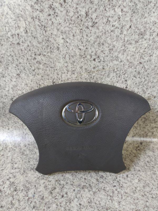 Airbag водителя Toyota Alphard ANH10