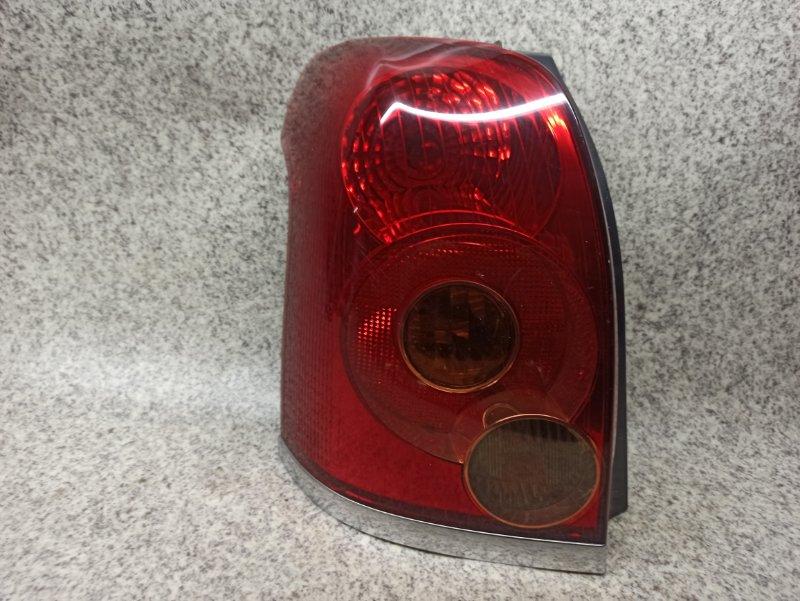 Стоп-сигнал Toyota Avensis AZT250 задний левый