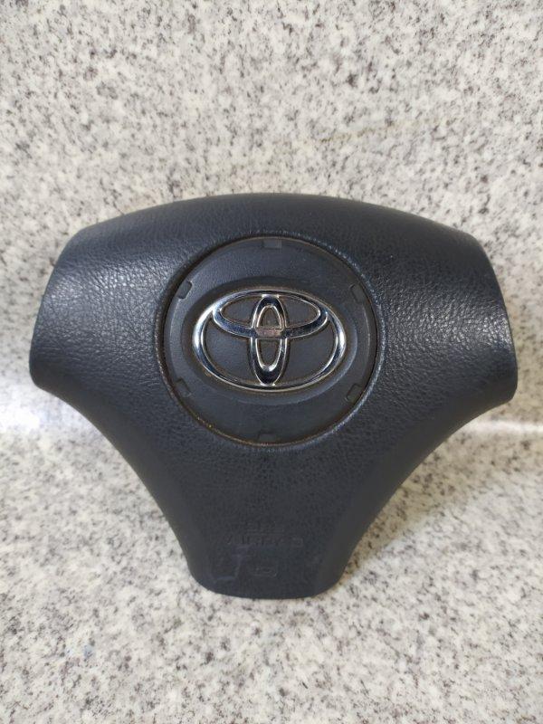 Airbag водителя Toyota Corolla NZE121