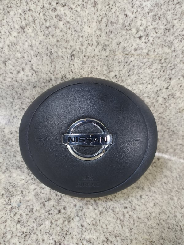 Airbag водителя Nissan March K13
