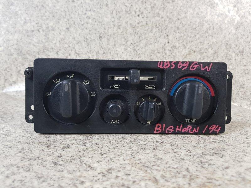 Климат контроль Isuzu Bighorn UBS69GW 4JG2T 1994