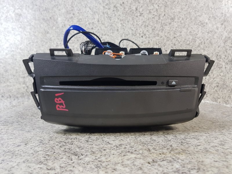 Магнитофон Honda Odyssey RB1 K24A VTEC 2004