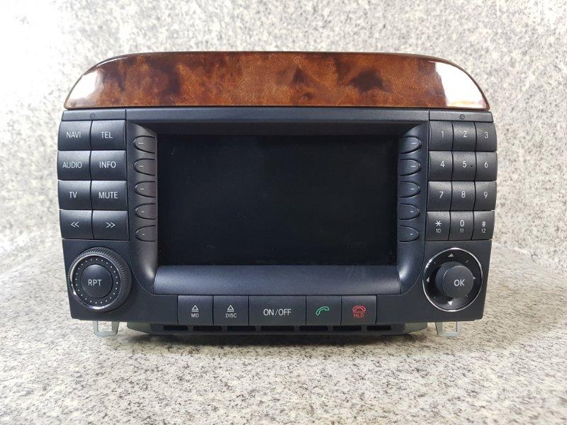Магнитофон Mercedes-Benz S-Class W220