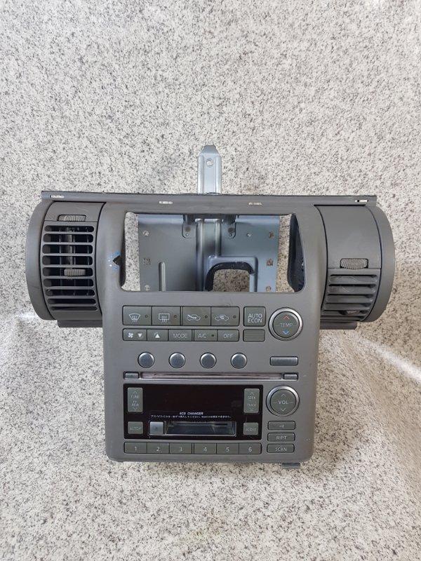 Климат контроль Nissan Stagea M35 VQ25DD 2003