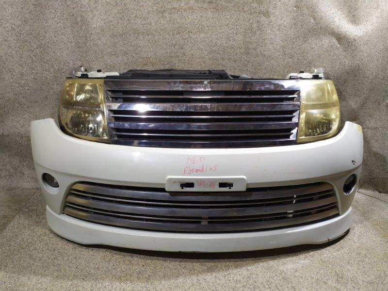 Nose cut Nissan Elgrand NE51 VQ35DE 2005