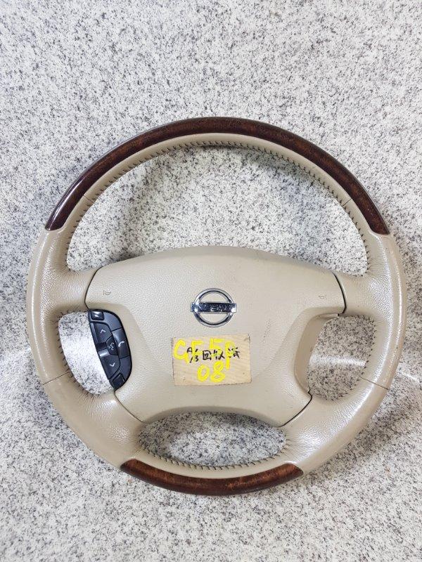 Руль Nissan Cima GF50 2008