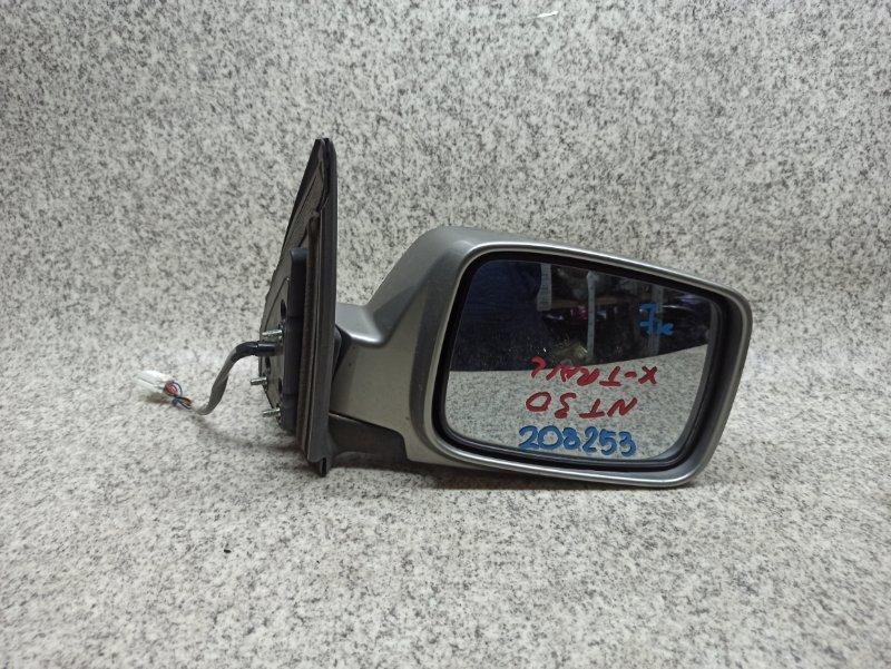Зеркало Nissan X-Trail T30 переднее правое