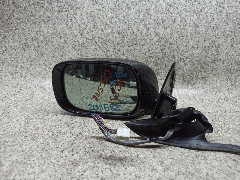 Зеркало Toyota Celsior UCF30 переднее левое