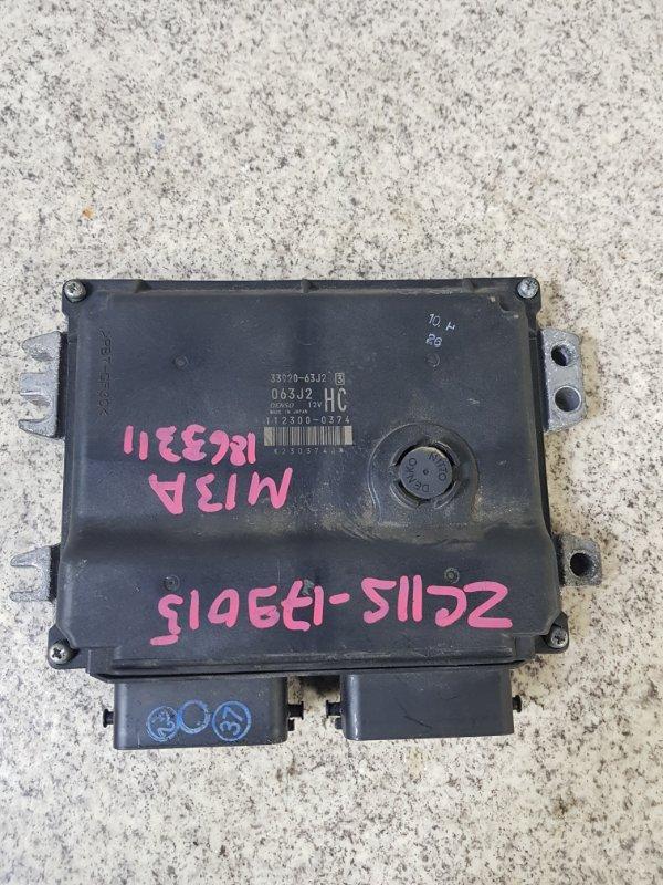 Блок управления efi Suzuki Swift ZC11S M13A